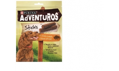 Adventuros sticks bölény 120g