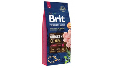 BRIT by Nature large junior 3kg
