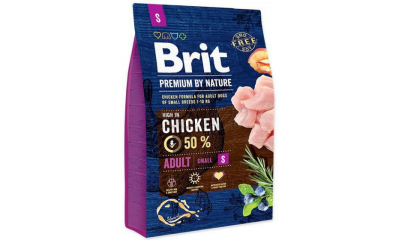 BRIT by Nature small adult 8kg