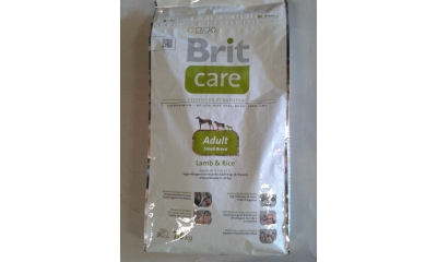 Brit Care adult small bárány-rizs 7,5kg