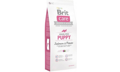 Brit Care puppy salm-potato 3kg