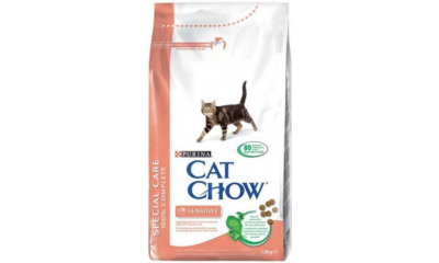 Cat Chow 1,5kg sensitív