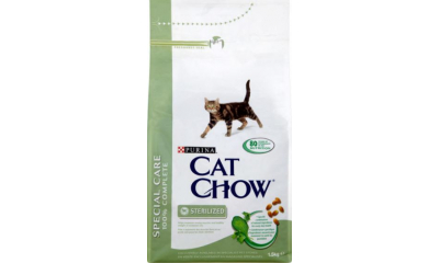 Cat Chow 1,5kg sterilized