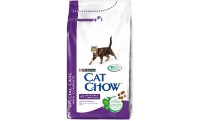 Cat Chow 15kg hairball AKCIÓS