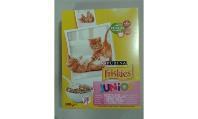 Friskies c. száraz 300g junior