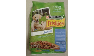 Friskies k. 0,5 kg junior