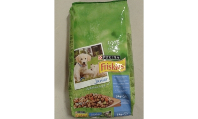 Friskies k. 3kg junior