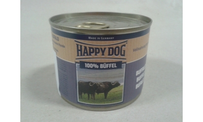 Happy Dog konzerv bivaly 200gr