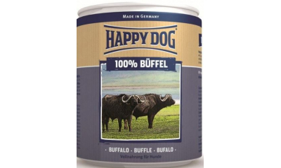 Happy Dog konzerv bivaly 400gr