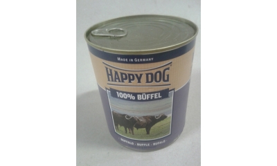 Happy Dog konzerv bivaly 800gr