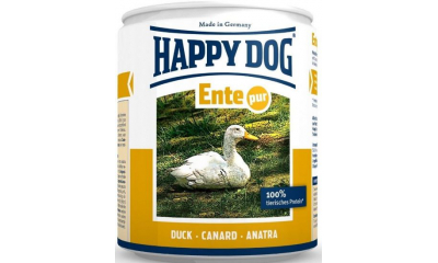 Happy Dog konzerv kacsa 400g