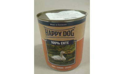 Happy Dog konzerv kacsa 800gr
