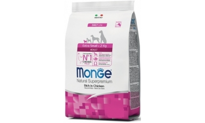 Monge Dog Daily line Extra small adult 3kg