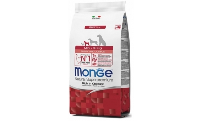 Monge Dog Daily line Mini puppy&junior 3kg