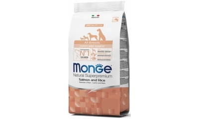 Monge Dog Spec.All Breeds puppy&jun. Salmon 2,5kg