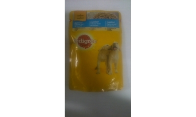 Pedigree alutasakos 100g jun.