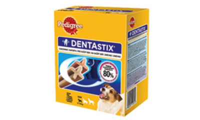 Pedigree jf. d. stix 4X110 g-os pack