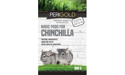 Perigold basic chinchilla 800g