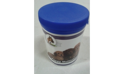Pet Champion Puppy multivitamin 160db