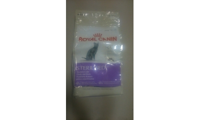 Royal C c. Sterilised 4kg