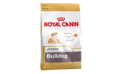 Royal C k. Bulldog Junior 3 kg