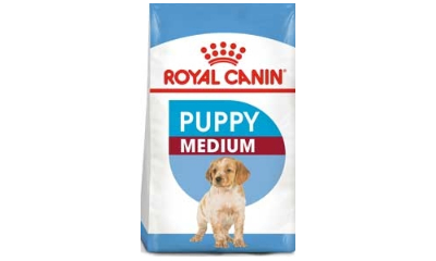 Royal C k. Medium Puppy 4kg