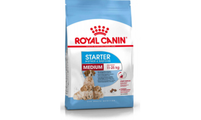 Royal C k. Medium Starter 4 kg
