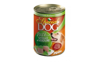 Spec. Dog 400g adult